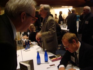 "Book Signing a the National Press Club's annual ""Book Fair."""