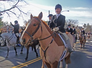 Middleburg, Virginia Christmas Parade 2011